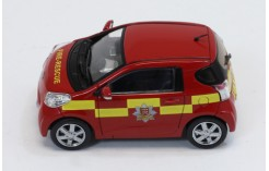 Toyota IQ Essex UK - Fire Brigade 2009