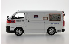 TOYOTA Hiace Malaysia Post delivery van