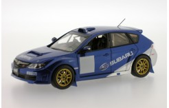 SUBARU Impreza WRX STI Rally Group N (WRC liveries presentation car) 2009