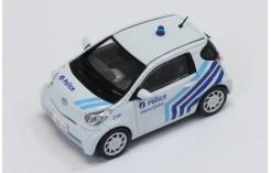 Toyota IQ Belgium Police 2012