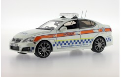 LEXUS IF-F Humberside UK Police