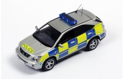 LEXUS RX400h Hybrid - UK Hampshire Police Car - 2005