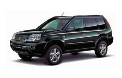 NISSAN X-TRAIL Black