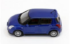 Suzuki Swift Sport Kashmir Blue Metallic 2007