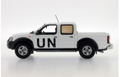 NISSAN Navara Pick up (UN - United Nations) Liberia 2007