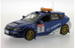 SUBARU Impreza WRX STI #0 RALLY JAPAN 2008