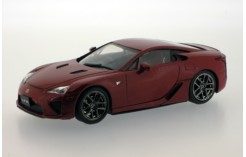 2011 LEXUS LF A - Red Metallic