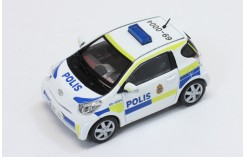 Toyota IQ Sweden Police Car 2011