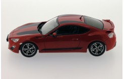TOYOTA GT86 - 1st Edition LHD - Red/Black - 2012