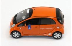 Mitsubishi i-MIEV - Japan-Netherland Embassy Car - 2010