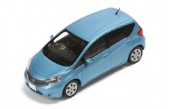 NISSAN Note - Sonic Blue - 2012