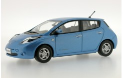 NISSAN Leaf - Blue