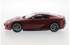 LEXUS LFA Red Metallic 2011