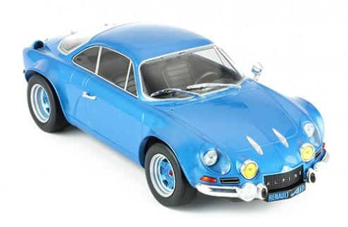 RENAULT ALPINE A 110 1973 BLUE