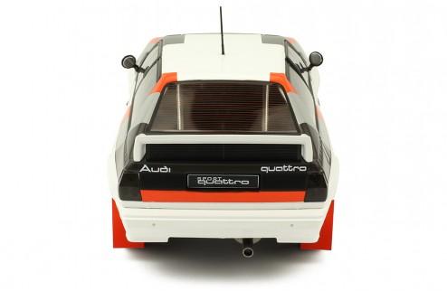 AUDI QUATRO Group B Car 1982