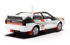 AUDI QUATRO Group B Car 1982
