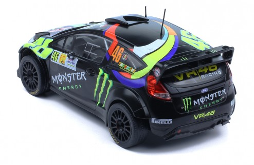FORD FIESTA RS WRC #46 Monza Rally 2012