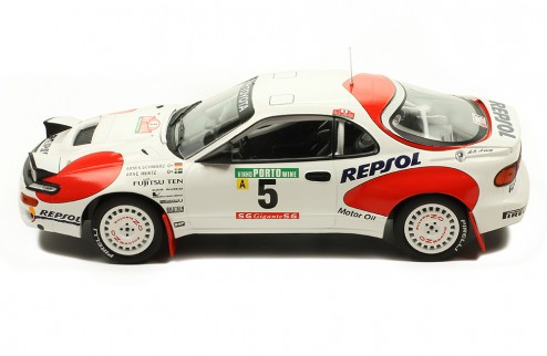 TOYOTA CELICA GT-FOUR ST185 #5 A.SCHWARZ-A.HERTZ RALLY PORTUGAL 1992