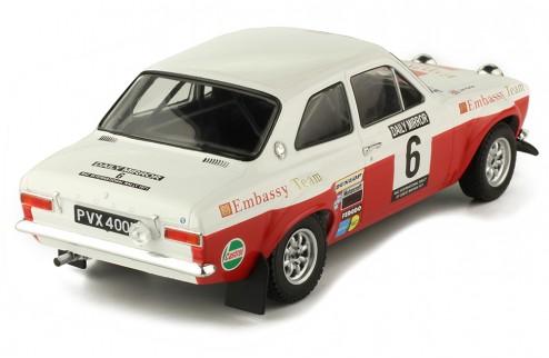 FORD Escort MK1 RS 1600 #6 R. Clark-J.Porter RAC Rally 1971