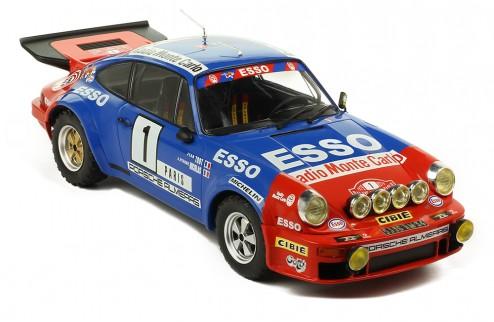 PORSCHE 911 Carrera RS Gr. 4 #1 J. P. Nichols - J. Todt Rally Monte-Carlo 1979