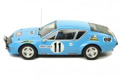 RENAULT Alpine A310 #11 A. Warmbold-J. Davenport Rallye Monte-Carlo 1975