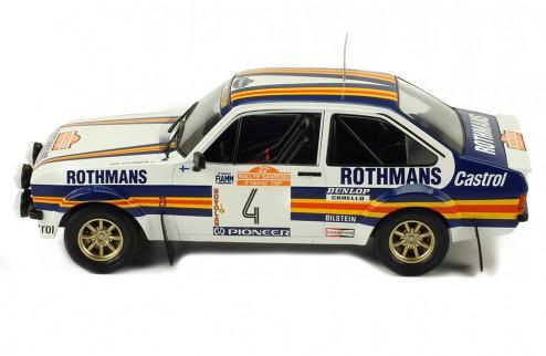 FORD Escort MKII RS 1800 #4 A. Vatanen-D. Richards Rally San Remo 1980