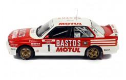 BMW E30 M3 #1 B. BéginJ.-J. Lenne - Tour de Course 1988