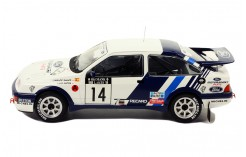 FORD Sierra RS Cosworth #14 C. Sainz-L. Moaya Rally 1000 Lakes 1988