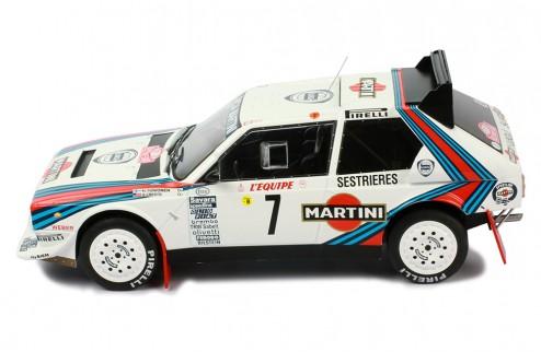 LANCIA Delta S4 #7 H. Toivonen-S. Cresto Rallye Monte-Carlo 1986