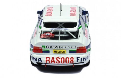 FORD Escort RS Cosworth #8 B.Thiry-S.Prevot Rallye Monte-Carlo 1995