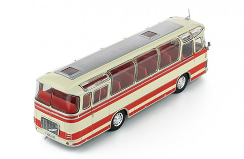 Neoplan NH 9L 1964  Beige and Red