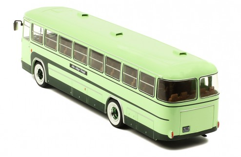 FIAT 306-3 1972 Alto Adige Viaggi 2-Tones Green