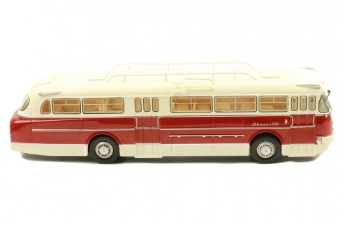 IKARUS 66 1972 - White / Red