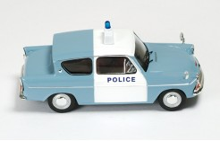 Ford Anglia British Police 1963
