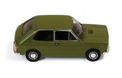 Seat 127 Green 1974 (Spanish Plate)