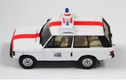 Range Rover Belgium Police
