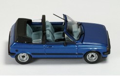 Talbot Samba Cabriolet 1983 Metallic Light Blue