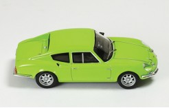 Simca CG 1300 Coupe 1973 Metallic Green