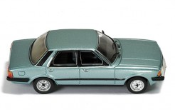 Ford Taunus 1.6 GL 1981 Light Metallic Green