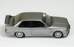 BMW M3 Sport Evolution 1990 Metallic Silver