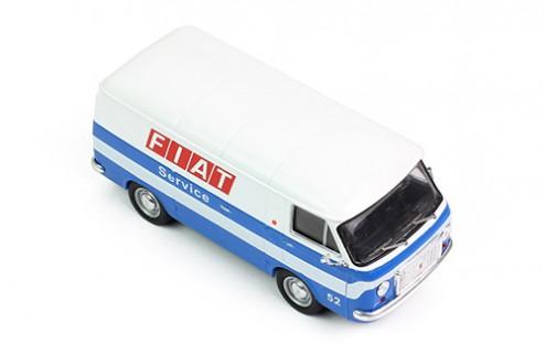 FIAT 238 van 1971 (FIAT SERVICE) 1971