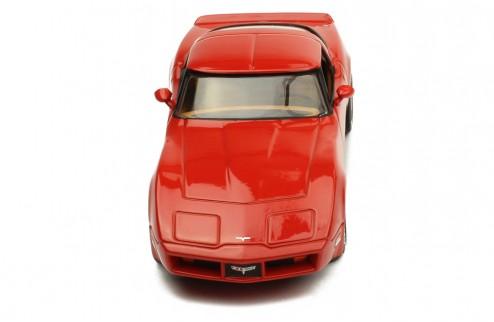 CHEVROLET Corvette C3 1980 Red