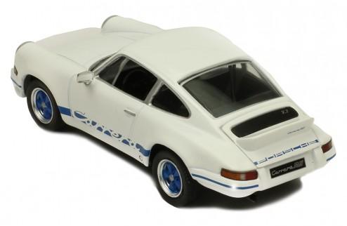 PORSCHE 911 Carrera RS 2.7 1973 - Blue wheels