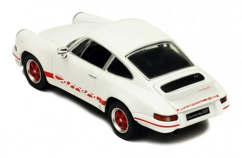 PORSCHE 911 Carrera RS 2.7 1973 - Red wheels