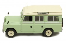 LAND ROVER Series II 109 Station Wagon 4x4 1958