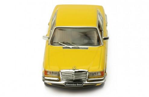 MERCEDES-BENZ 450 SEL (W116) 1975 - Mustard Yellow