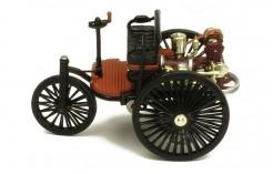 BENZ PATENT Motor-Wagen 1886