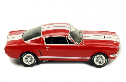 FORD MUSTANG Shelby GT350 1965 Red