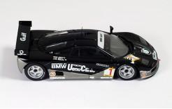 McLaren F1 GTR#1 (Ueno Clinic) R. Bellm-M. Sala-M. Sekiya 1000Km Suzuka 1995