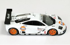 McLaren F1 GTR (GULF) #6 Raphanel-Owen-Jones BPR Paul Ricard 1996